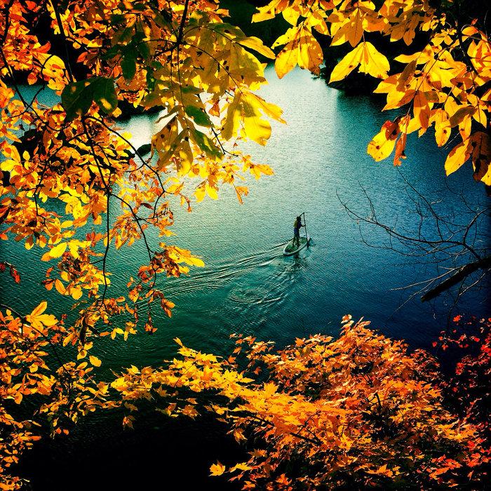 Christopher Brown paddelt auf dem Potomac River - ©Red Bull Illume | Skip Brown