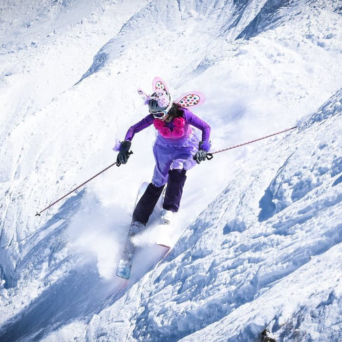 Kachina TWiST - ©It is back! Join us for the 2nd Annual Kachina TWiST, a Kachina Peak Lift lap-a-thon benefiting the Taos Winter Sports Team James Herrera Endowment Fund to provide scholarships to youth. April 1st from 10:00am to 2:00pm.