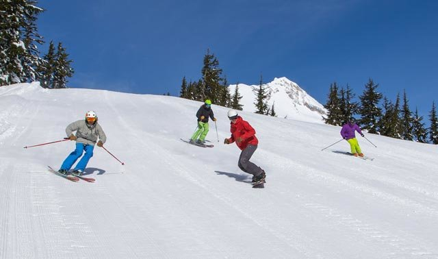 Guests will benefit from Mt. Hood Meadows improvements this season - ©Dave Tragethon / Mt. Hood Meadows