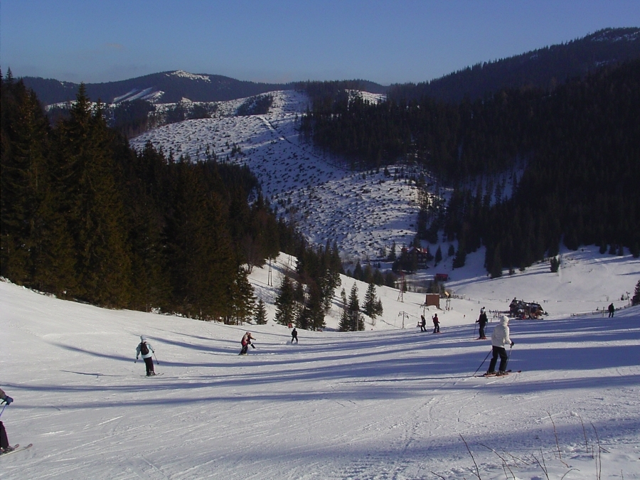 Ski centrum ertovica