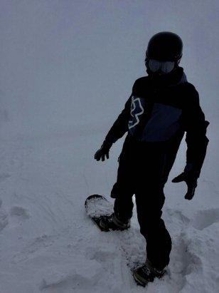 Poiana Brasov - snow 30 cm - ©mihnea.kw