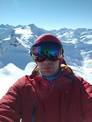 Kitzsteinhorn - Kaprun - Super Schnee und Pisten sind a Traum - ©Christian