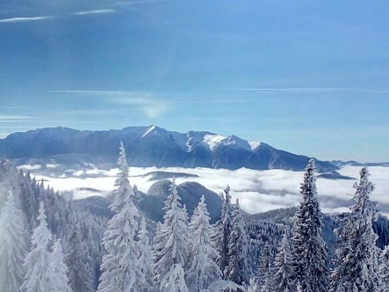 Poiana Brasov - snow 2 cm - ©mihnea.kw