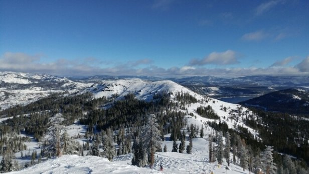Sugar Bowl Resort - Nice day, small crowd, good conditions - ©anonymous