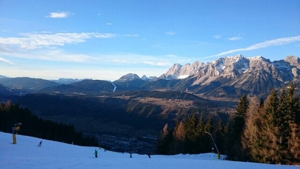 Schladming - Planai - Hochwurzen - No new snow, but a lot of sun!  - ©anonymous