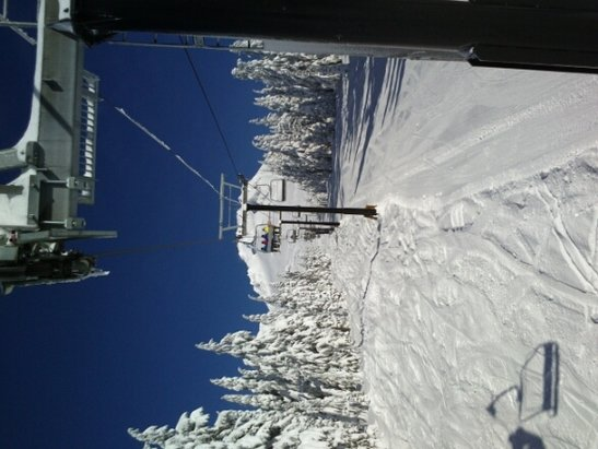Timberline Lodge - Great coverage on 12/7 - ©anonymous