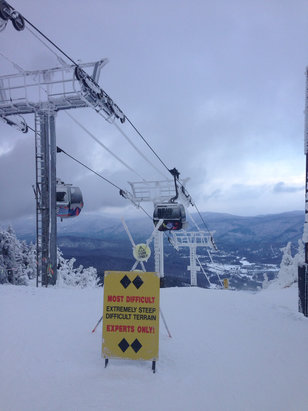 Killington Resort - Today Wednesday  - ©William's iPhone