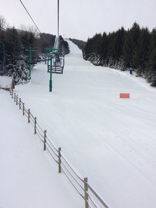 Elk Mountain Ski Resort - Opening day with excellent conditions  - ©ski king