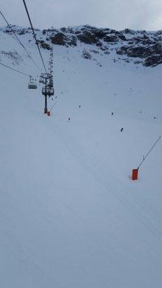 Tignes - bien skiable quand même  on s amuse bien  - ©jujuskwal