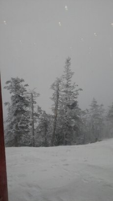 Killington Resort - Snowing now since 10. Anything is an improvement. - ©mp.phinney