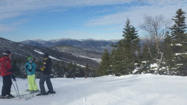 Sunday River - Great day at Sunday River today.  Hoping for more visits.  Sunday River never disappoints.   - ©anonymous