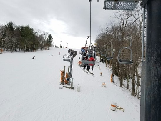 Appalachian Ski Mountain - Awesome New Years! - ©anonymous