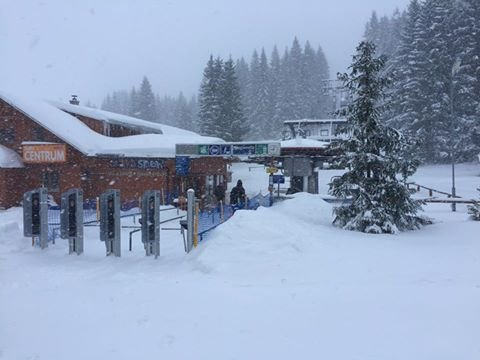 Orava Snow, 5.1.2017 - ©facebook Orava Snow