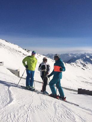 Davos Klosters - Super Schnee und keine Leute dank des ..... - ©René Seins (2)