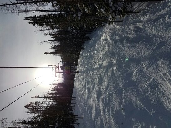 Winter Park Resort - yessir...Eagle Wind has been good to go!    - ©anonymous