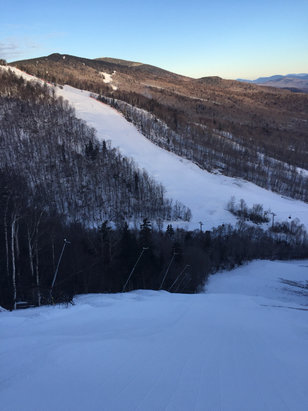 Killington Resort - Much improved from yesterday. Good job groomers and snow makers.   - ©r4ki