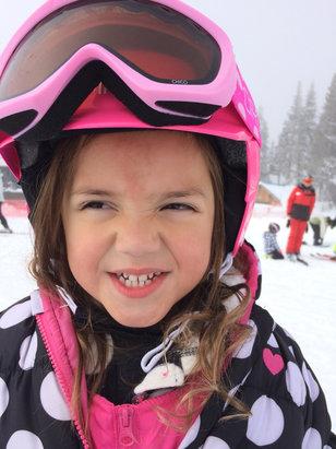 Boreal Mountain Resort - Skied Friday and Saturday. Amazing snow! - ©David's iPhone