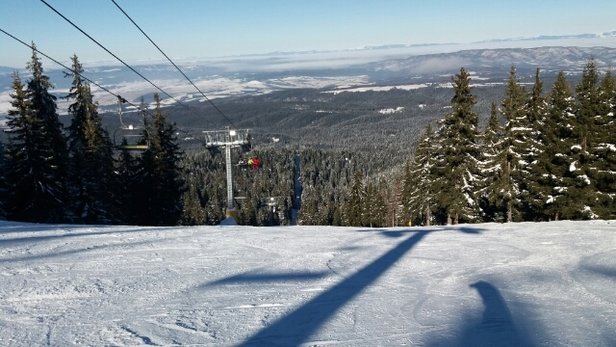 Borovets - Excellent ski conditions  - ©Tiho