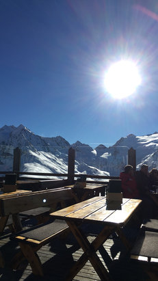 Obergurgl-Hochgurgl - Beautiful day and perfect conditions  - ©PAUL's iPhone