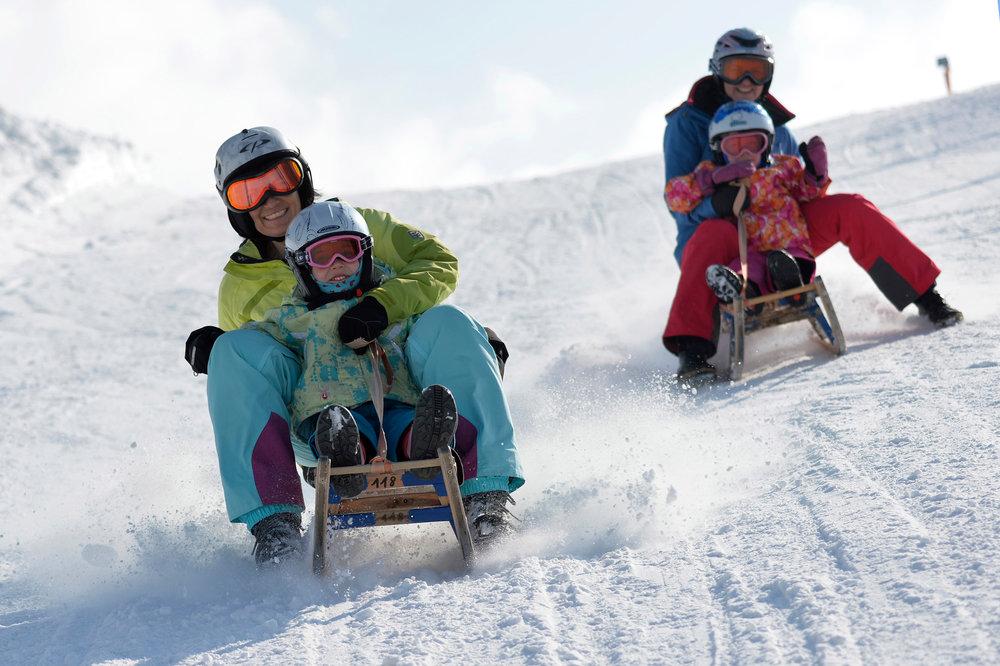 Familienurlaub im Skigebiet Sattel-Hochstuckli - ©Sattel-Hochstuckli AG