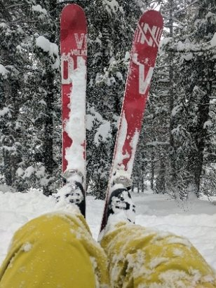 Park City - Snowing the entire day. Huge dump - ©Waist Deep In The Trees