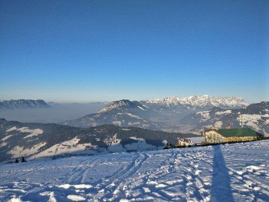 Ski Juwel Alpbachtal Wildschönau - another great day! - ©anonymous