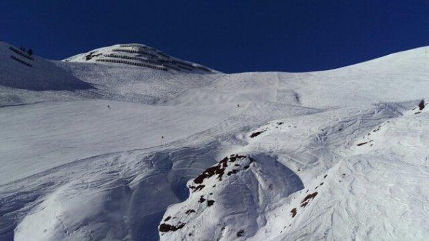 Kitzbühel - Top Bedingungen! Pisten sind bis in jedes Tal Top präpariert! Alle Lifte und Pisten geöffnet. Bild: Hochsaukaser - ©olliyang69