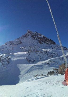 Galtür - Silvretta - Kaiser Wetter 10 Tage lang und super Schnee Qualität  - ©Anonym
