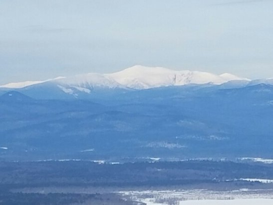 Shawnee Peak - Skiing today is fantastic, hardly anyone here, also grate views of Mt. Washington   - ©anonymous