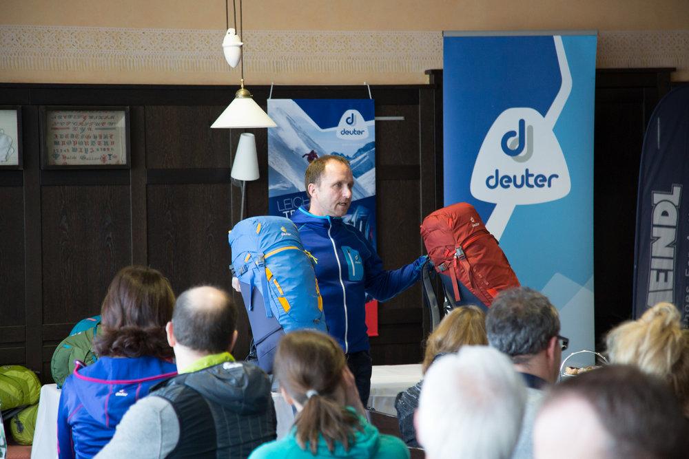 Pressekonferenz von Deuter - ©Skiinfo