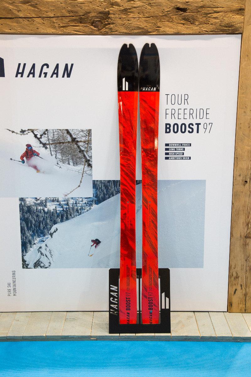 Der neue Boost97 von Hagan - ©Skiinfo