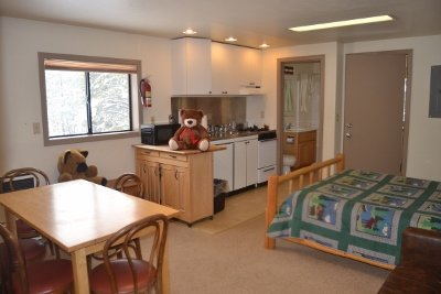 Tamarack Lodge At Bear Valley interior - ©Tamarack Lodge At Bear Valley