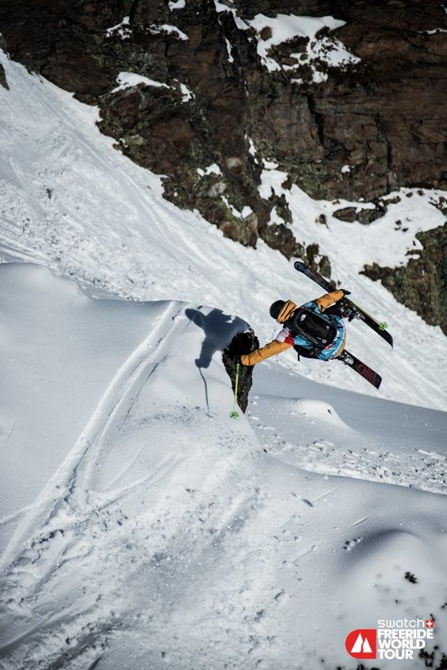 Fabio Studer - ©Freeride World Tour | Dominique Daher