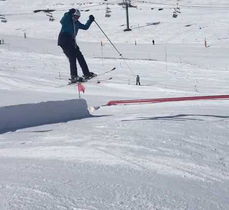 Vallnord / Pal-Arinsal - Maddd week bare snow innit cheese madness gang gang   - ©Sams iphone 6s