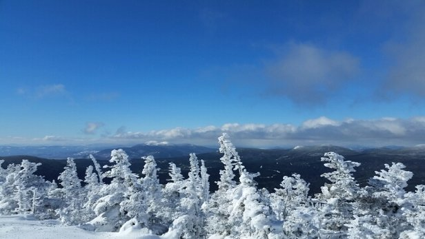 Sugarloaf - Sunny day, great conditions - ©anonymous