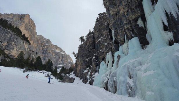 Alta Badia - Corvara - La Villa - S. Cassiano - monte lagazuoi, un percorso incredibile. - ©Bizio0803