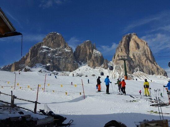 Campitello di Fassa - Col Rodella - Sellajoch - krásny deň  - ©pavlub