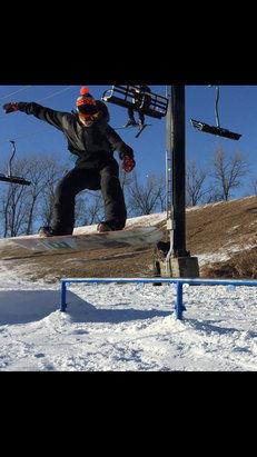 Mt. Crescent Ski Area - Love it! - ©Colton