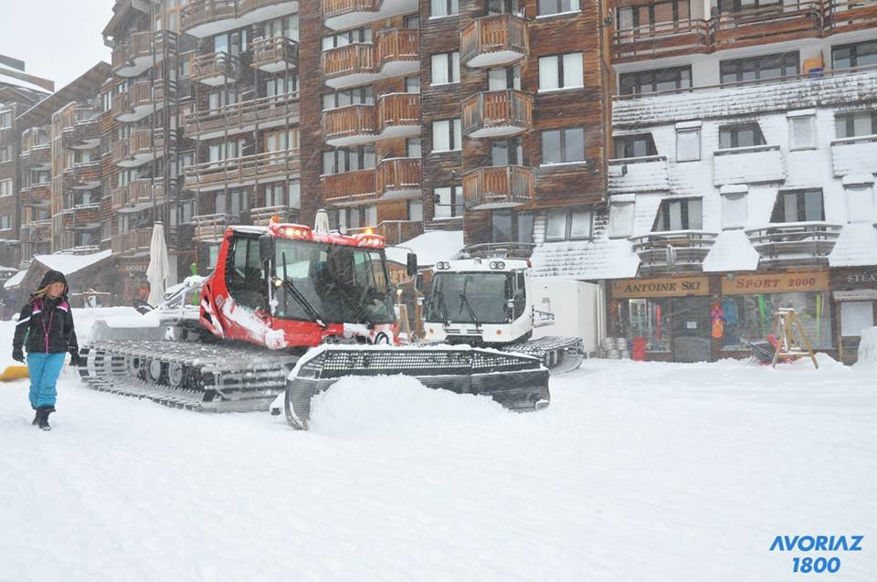 Avoriaz March 6, 2017 - ©Avoriaz/Facebook