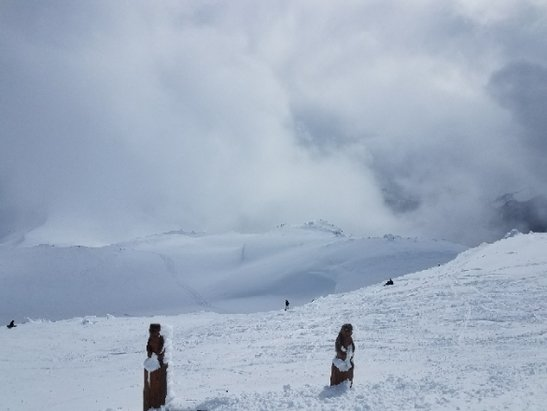 Whistler Blackcomb - Pretty amazing week! - ©Liliana S