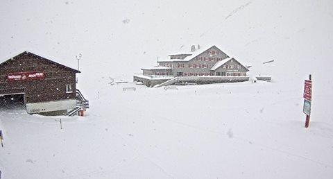 Engelberg am Morgen des 07. März - ©Engelberg