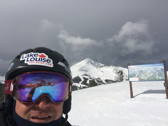 Big Sky Resort - Top of Andesite Mountain. Close to Heaven on Earth.     - ©scott carmichael's iPhon