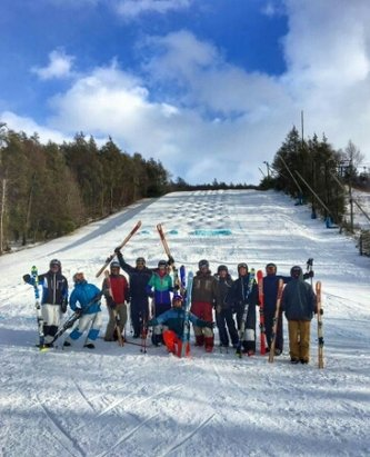 Blue Mountain Resort - had a blast at mogul mania, thanks to groomer Ty, and Glenn and,the hole team at Blue , bumps forever ⛷ - ©anonymous