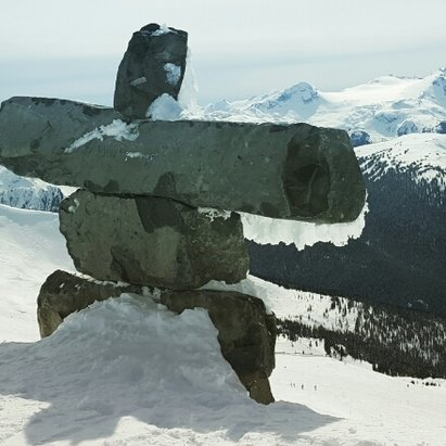 Whistler Blackcomb - Amazing day at Whistler! - ©mcgrath.victoria