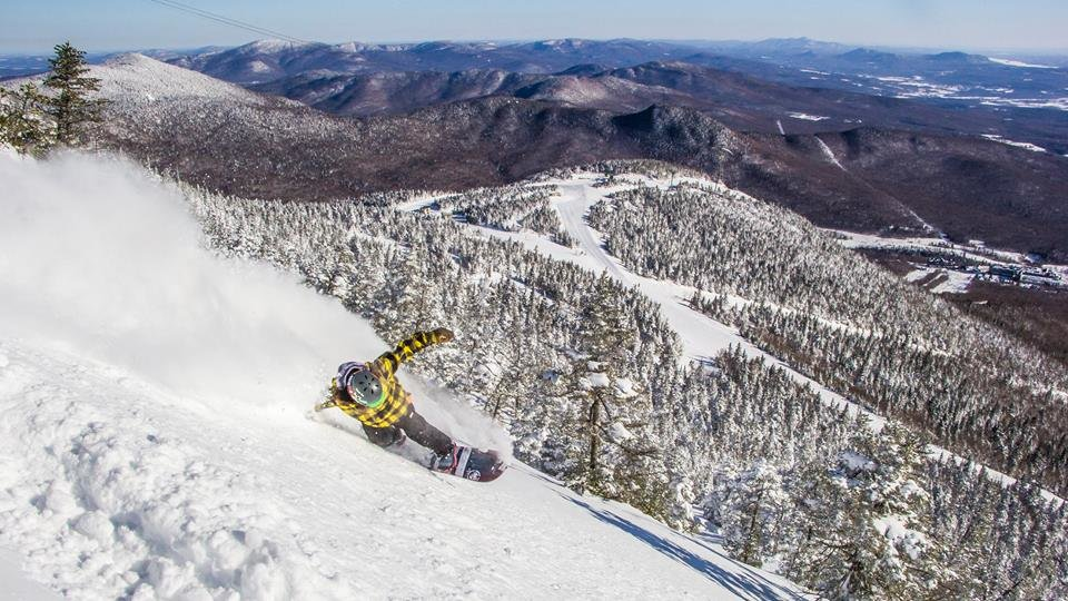 Jay Peak brought down the house this March with a few double digit weeks. - ©Jay Peak