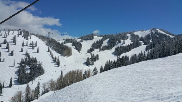 Aspen / Snowmass - ajax,gents,ruthies.. awesome all  around. - ©anonymous