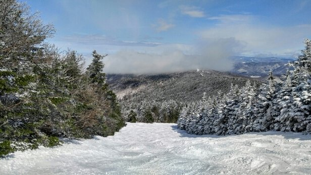 Killington Resort - As good as April can be! - ©anonymous