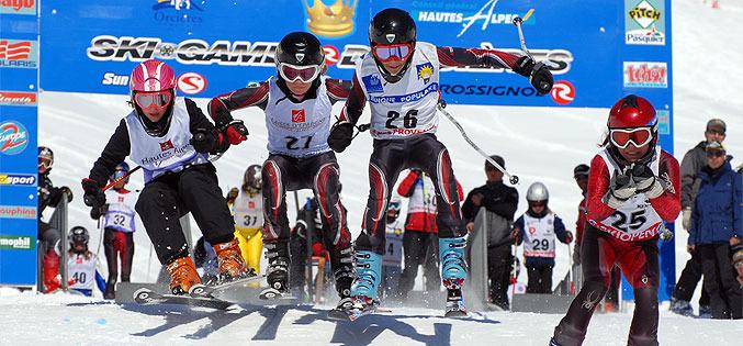 Ski Games at Orcières - ©© Gilles Baron