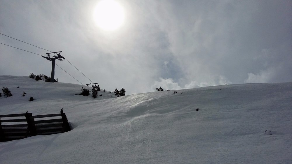 Jarné lyžovanie v St. Anton am Arlberg - ©Tomasz Wojciechowski / Skiinfo