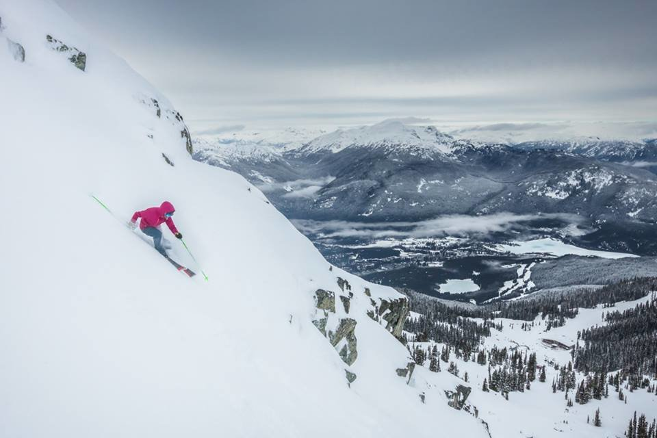 Looking like an endless winter at Whistler / Blackcomb. - ©Mitch Winton / Coast Mountain Photography